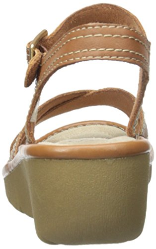 Tan Cameo Faceted Sandal Leather Women's Skechers Dress RXqwxvU