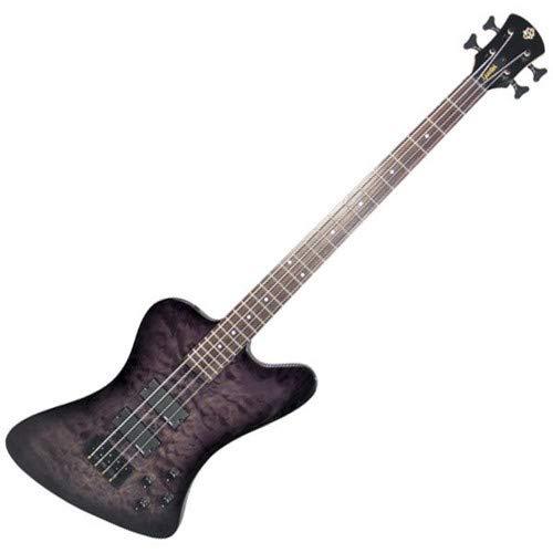 (Spector Basses Legend Series LG4XCLSBKS 4-Strings Classic Bass Guitar, Black Stain)
