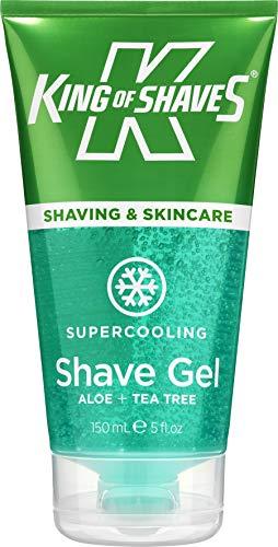 King of Shaves Supercooling Shaving Gel 5 fl.Oz / 150ml