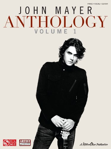 Amazon john mayer anthology volume 1 songbook pianovocal john mayer anthology volume 1 songbook pianovocalguitar by fandeluxe Images