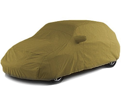 CarsCover Custom Fit 2001-2010 Chrysler PT Cruiser Car Cover All Weatherproof