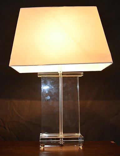 DXZMBDM® 60W Künstlerische Tischleuchte mit Fantastic Kristall Ständer , 220-240v