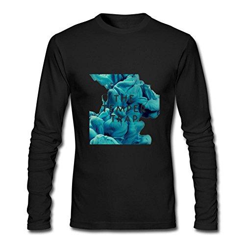 Annehoney The Temper Trap diy fashion Women's T Shirt Black