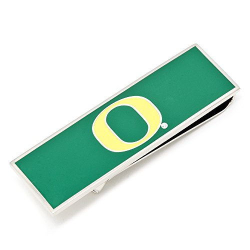 NCAA Mens Plated University of Oregon Ducks Money Clip