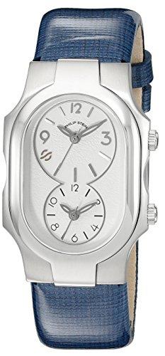 Philip Stein Women's 1-FSW-CSWRBL Signature Analog Display Japanese Quartz Blue Watch