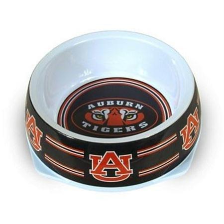 Pet Care Preferred Auburn Tigers Dog Bowl - Small (3 cups) by Pet Care Preferred