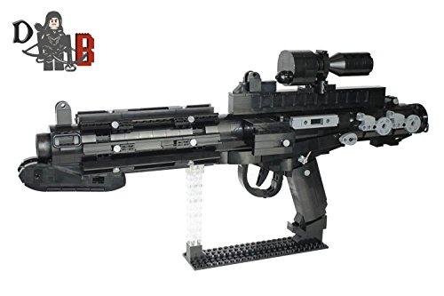 Demonhunter Bricks Custom Star Wars Stormtrooper E-11 for sale  Delivered anywhere in USA
