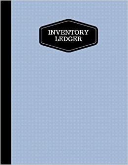inventory ledger log book tracking sheets inventory management