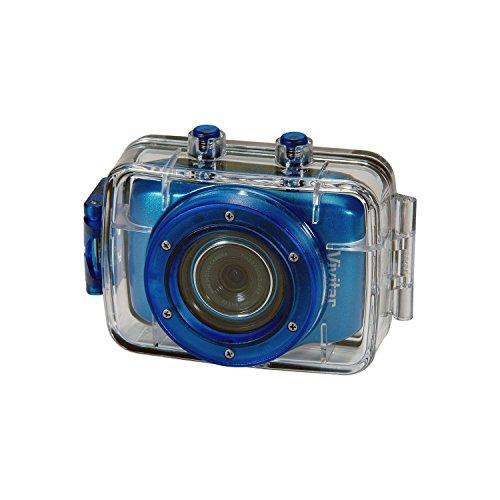 Vivitar DVR783 Waterproof HD Action Camcorder