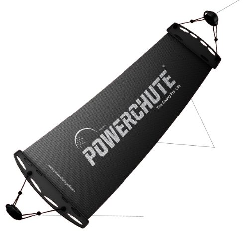 Powerchute Swing For Life Golf Swing Trainer   B0042U4YSI