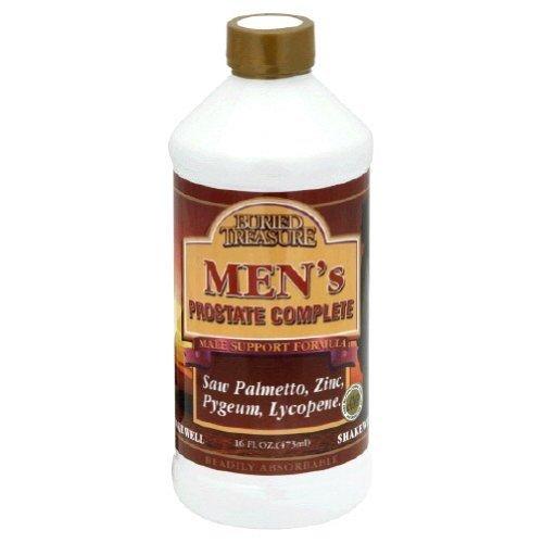 Treasure Buried Complete (Buried Treasure Men's Prostate Complete 16 oz ( Multi-Pack))