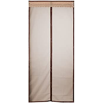 Magnetic Thermal Insulated Door Curtain Enjoy Your Cool