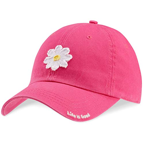Life is Good Daisy Tattered Chill Cap | Adjustable