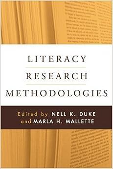 Book Literacy Research Methodologies