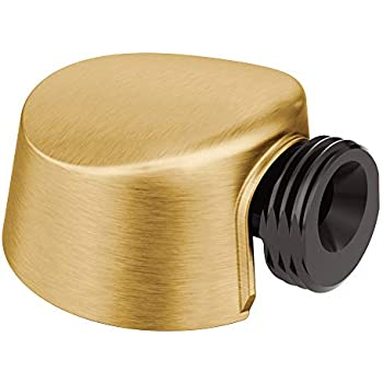 Moen A725BG Round Drop Ell for Handheld Showerh Connection, Brushed Gold