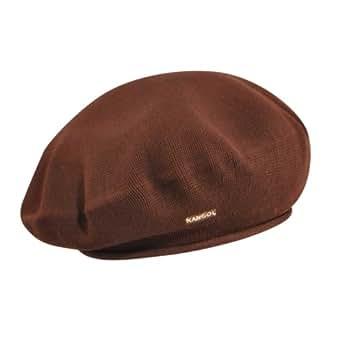 Kangol Bamboo Beret Brown/1-Size at Amazon Men's Clothing ...