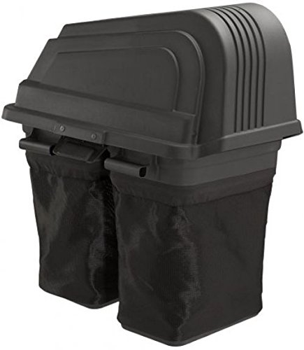 Soft-Sided 2 Bin Grass Bagger Item #960730024
