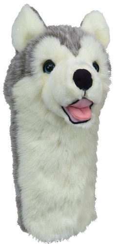 Daphne's Husky Headcovers Beaver Golf Headcover