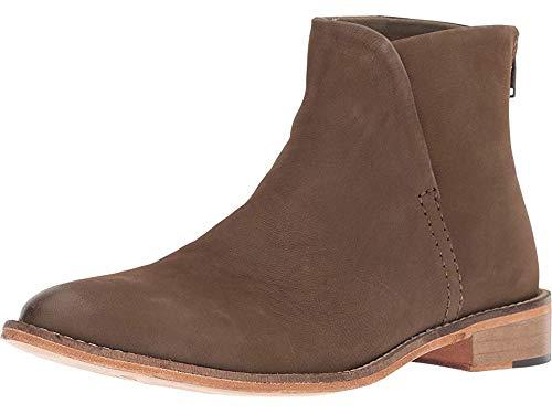 (Free People Women's Century Flat Boots, Khaki, Tan, Brown, 39 M EU)