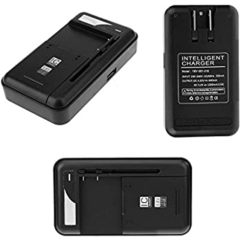 Amazon.com: Onite Universal Battery Charger with USB Output ...