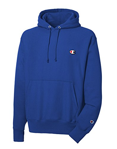 Champion LIFE Men's Reverse Weave Pullover Hoodie, Surf The Web, Small by Champion LIFE
