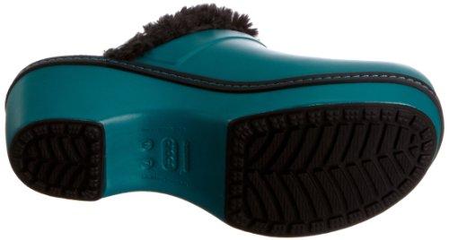 Lined Black Women's Clogs Cobbler Crocs Juniper q1nPO014