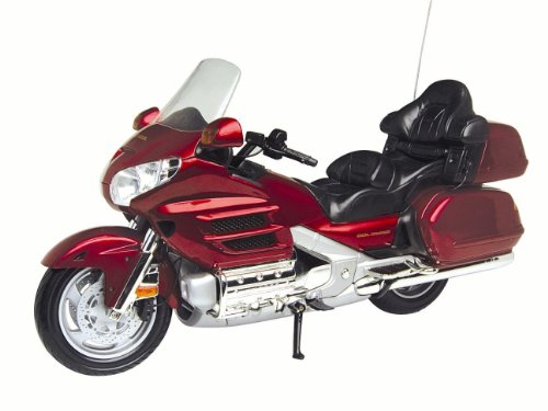 HONDA GOLD WING Diecast Motorcycle Replica 1:6 Scale, used for sale  Delivered anywhere in USA