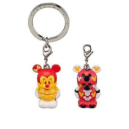 Amazon.com: Minnie Mouse de Disney Vinylmation Jr. pares ...