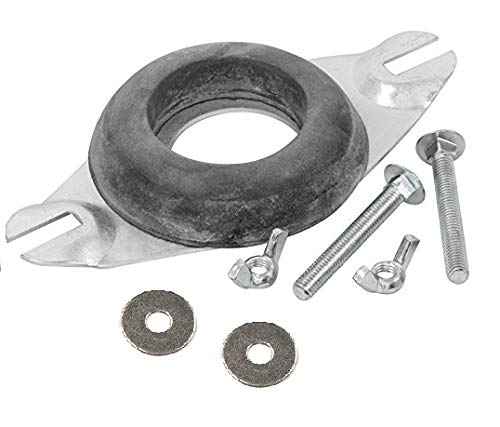 Paquete De 1 Aseo Ajustadas Kit Acoplamiento Cisterna Bulk Hardware BH02034