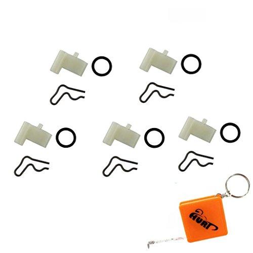 HURI 5Set Starter Recoil Pawl Kit for Stihl TS400 TS410 TS420 Cut-Off Saws 0000-195-7200