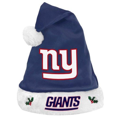 (NFL Santa Hat NFL Team: New York Giants)