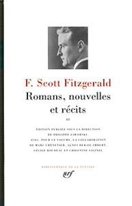 """Afficher """"Romans, nouvelles et récits / F. Scott Fitzgerald n° 2 Romans, nouvelles et récits 2"""""""