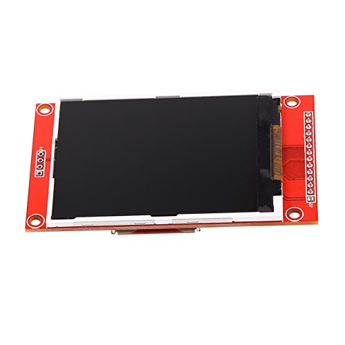 - 2.8 inch 240x320 SPI TFT LCD Serial Port Module with PCB ILI9341