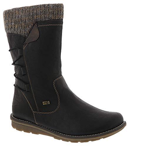Calf 2 R1094 Remonte grap Womens antik Asphalt Boots Length EwpxAvq