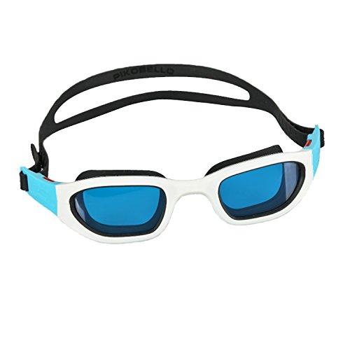 Lunettes de moto masque détachable 3LS Kit objectif échangeable Harley style protéger rembourrage casque lunettes de soleil route équitation UV lunettes de moto (Kit 3LS Gris) MFzwPlNpmQ