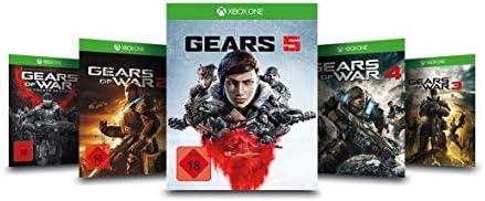 Console Edition Limitée - Gears 5 ultimate pour Xbox One X ...
