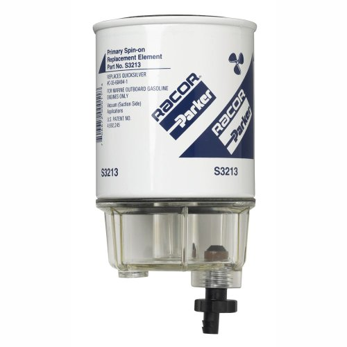 Parker Racor Fuel Filters - Racor Replacement Gasoline Series Filters Outboard Spin-On Fuel Filt