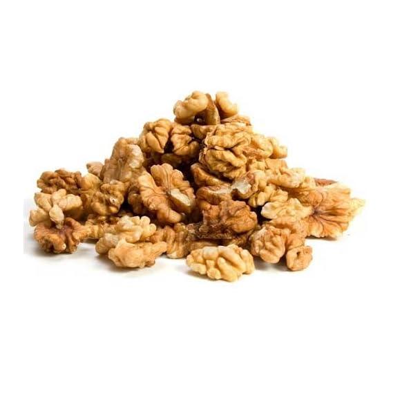 Sainik's Dry Fruit Mall Premium Quality Kashmir Walnut Without Shell / Walnut Kernals / Akrot Magaz 500-GR