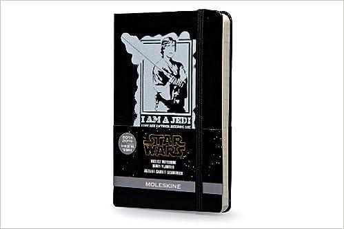 Moleskine Agenda Semanal Star Wars. Tamaño de bolsillo. 2014 ...