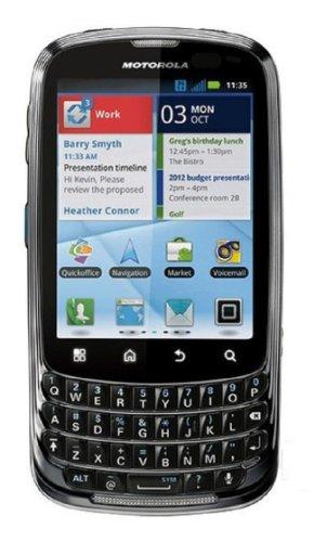 - Motorola Admiral XT603 Sprint CDMA Extremely Durable 3G Android Smartphone - Dark Gray
