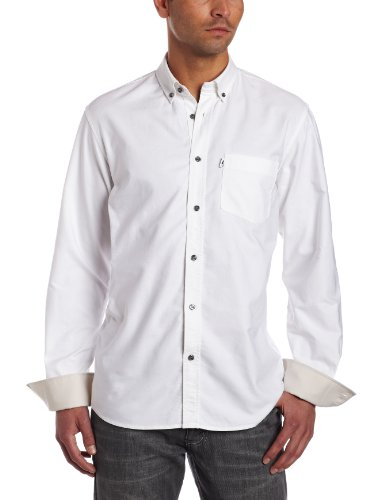Moods of Norway Men's Anders Vik Casual Button Down Shirt