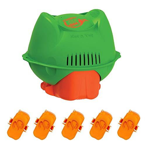 Système minéral pour piscine Flippin Frog XL - 5K à 10K gal. - 6 mois d'approvisionnement