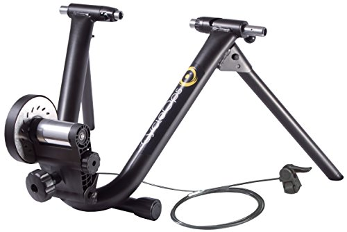 CycleOps Mag+ Trainer with Adjuster - Cycleops Rollers Resistance