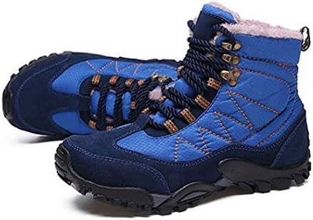 ブーツ メンズ 黒 登山靴 ワークブーツ 裏ボア 大きいサイズ アウトドア 綿雪靴 ウィンターブーツ 通勤用 ワークシューズ 無地 あたっか スポーツ ハイキングブーツ 冬用 暖かい 防寒 スノーブーツ 安定感 厚底