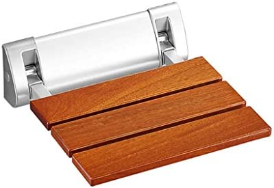 ZJN-JN Duschsitz, Klappsitze Wandhalterung ändern Schuhe Hocker Badewanne Stuhl for Erwachsene Ältere Badezimmer Flur Erholung Bad Stuhl, Badezimmer Bad Rollstühle