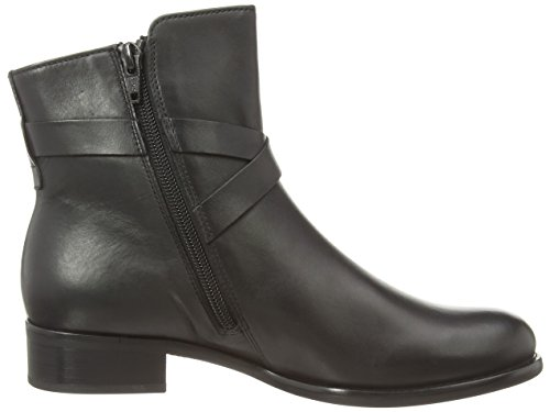 Black Nightingale Black Boots Leather Gabor Women's OSq6B