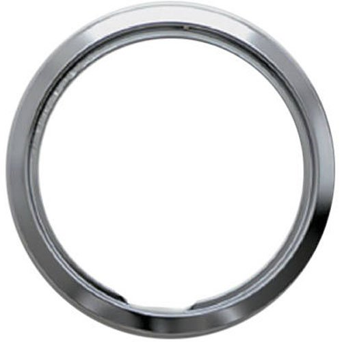 RANGE KLEEN R6-U Chrome Range Trim Ring/Blue Label (6