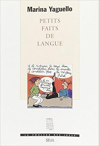 En ligne téléchargement gratuit Petits faits de langue pdf ebook