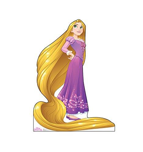 Advanced Graphics Rapunzel Life Size Cardboard Cutout Standup - Disney Princess Friendship Adventures]()
