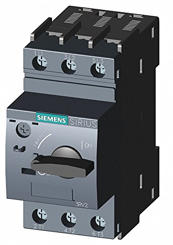 (Siemens - 3RV20114AA10 - Manual Motor Starter, IEC, 11 to 16A, 3P)